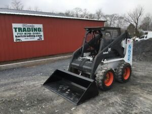 1996 Bobcat 7753 Skid Steer Loader Coming Soon