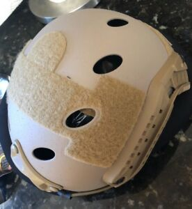 Ops Core FAST Carbon Helmet With VAS Shroud Tan SM FREE SHIPPING