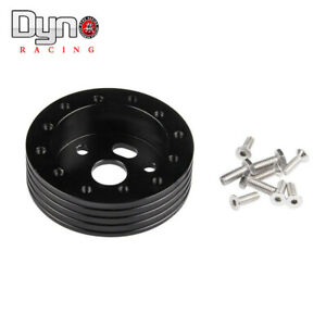 Dynoracing 1 Steering Wheel Hub Adapter Spacer For 6 Hole Fit Grant Apc 3 Hole