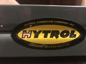 Hytrol Conveyor Belt 16 Foot 1 Of 3 Operational Video Available