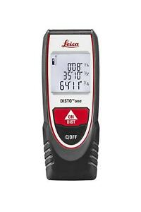 Leica Geosystems Us Tools Leiad 854589 Leica Disto One Laser Distance Meter