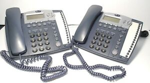 Lot Of 2 At t 984 974 Phones Tested Advanced American Small Business System