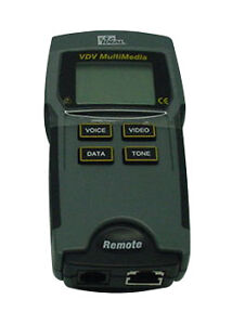 Ideal 33 856 Vdv Multimedia Cable Tester Brand New Ready To Ship Today