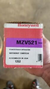 Honeywell Replacement Operator For Mzv Zone Valves No End Switchmzv521 rp