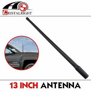 For 1985 2018 Chevrolet Silverado 1500 13 Antenna Car Aerial Booster Am Fm