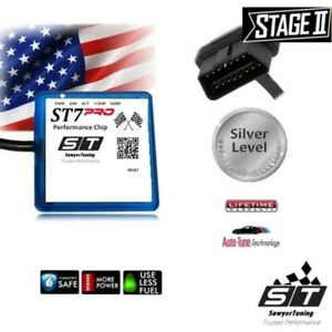 For Toyota Stage 2 Performance Chip Ecu Tuner Fuel Race Engine Speed Plug Play