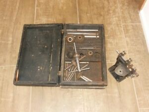 Antique Sioux Valve Grinder Refacer Ford Model T Tool Prairie Tractor