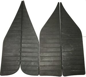 88 98 Chevrolet Gmc Truck Stepside Bed Side Step Pads 4pc