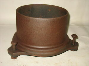 2 1 2 12 Hp Hercules Economy Pulley Hit Miss Gas Engine