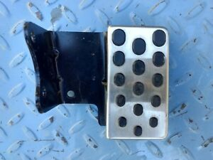 1999 2004 Ford Mustang Dead Pedal Foot Rest