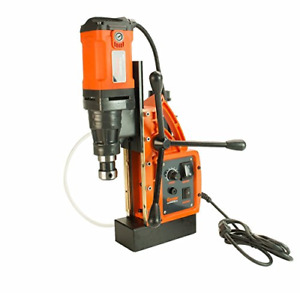 Cayken Scy 42hd 1 65 Magnetic Drill Press With 1700w Variable Speed Motor Shank