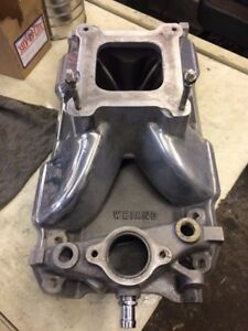 Chevrolet Big Block Chevy Weiand 396 427 454 502 540 Intake Manifold Rect Port