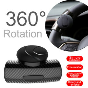 Car Steering Wheel Spinner Knob Auxiliary Booster Aid Control Handle Grip Tool