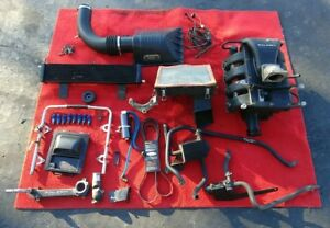 Saleen S331 Supercharger Kit Ford F150 07 08 Roush Forced Induction Mustang