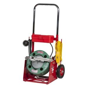 Spartan Model 100 Drain Cleaning Machine 13 32 Drum Cable Not Included
