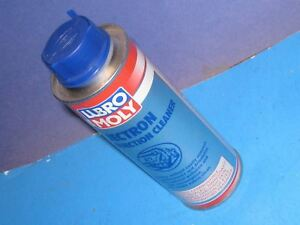 Lubro Moly Jectron Fuel Injection Cleaner 300 Ml Pn 2007 Made In Germany 6j4