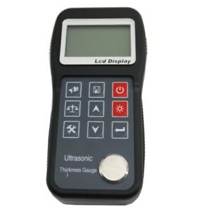 New Graigar Kt320 Digital Ultrasonic Metal Thickness Gauge Meter Tester Best Diy