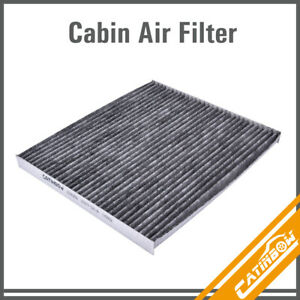 Carbonize Cabin Air Filter For Nissan Altima Pathfinder Murano Infiniti Qx60