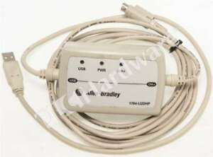Allen Bradley 1784 u2dhp a Usb to data Highway Adapter Cable 2 44m 8 Ft