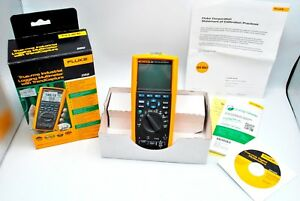 Fluke 289 True Rms Industrial Logging Multimeter W Trendcapture 2675778