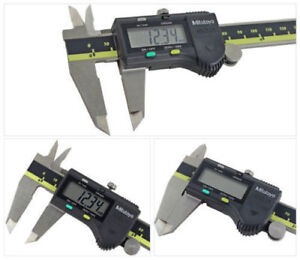 Mitutoyo absolute 8 034 digital caliper brand vernier 500 196 230 200mm 8