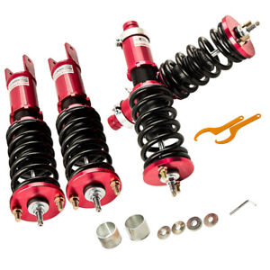 For Honda Civic 96 00 Coilover Lowering Kits 24 Ways Adjustable Damper Height