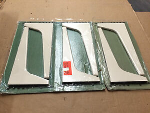 Lot Of 6 New Haworth Cantilever Pair Support 1820 3216 Xpi Itm L R Brackets
