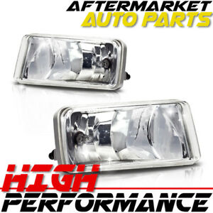 For 2008 Chevrolet Silverado 3500 Hd Oe Replacement Fog Light Clear