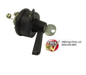 Ignition Switch Fordson Dexta Super Dexta Super Major Power Tractor 957e11654b