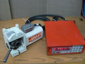 Ha5c Haas 4th Axis Rotary Table Indexer Controller Manual Collet Closer