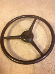 Hot Rod Rat Rod Vintage Steering Wheel