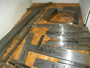 A 2 Tool Steel Flat Ground 1 2 X 1 3 4 X 12