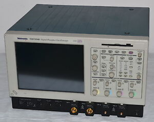 Tektronix Tds7254b 2 5 Ghz 20 Gs s Digital Phosphor Oscilloscope used