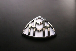 Hood Ornament For Mercedes Benz W222 S Class Maybach Logo Badge A2408800088