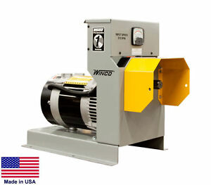 Generator Pto Powered Brushless 10 000 Watt 10 Kw 120 240v 1 Phase