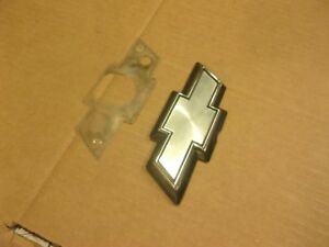 1994 1996 Chevy Caprice Rear Trunk Emblem Ornament Nice Shape Looks Great