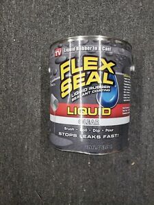 Flex Seal Liquid Rubber In A Can 1 gal Clear