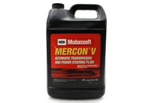 New Motorcraft Mercon V Atf Automatic Transmission Fluid 1 Gallon Xt 5 Gm