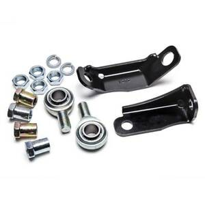 01 10 Cognito Chevy Silverado Hd 8 Lug Pitman Arm Idler Arm Support Brace Kit