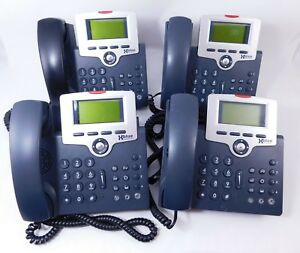 Xblue X 2020 Voip Phone System 47 9002 Set Of 4