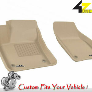 3d Fits 2004 2011 Volvo S40 G3ac10690 Tan Waterproof Front Car Parts For Sale