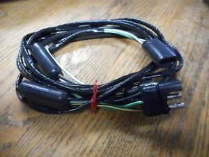 1969 1970 Ford Mustang Or Mach 1 Turn Signal Scoop Wiring Feed Harness