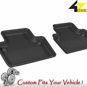 3d Fits 2003 2014 Volvo Xc90 G3ac10973 Black Waterproof Third Row Car Parts For