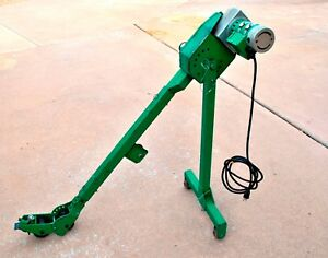 Greenlee Tools Ut2 Ultra Tugger 2 Power Cable Puller Rope Conduit Sheave 2000 Lb