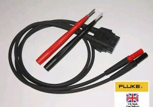 Fluke T5 rls And Tp1 Test Lead Set Replacement For T5 600 And T5 1000 New