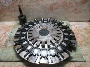 98 Haas Vf4 Cnc Vertical Mill Tool Changer Atc Carousel Holder 26 7249 G Ppp