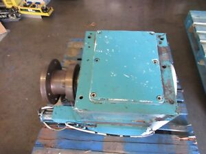 Mazak Slant Turn 25 Cnc Lathe Spindle Z Axis Head Stock Assembly