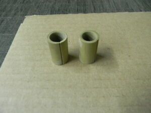 Model T Ford Original N O S Early Brass Era Brake Cam Bushings Brass Pair