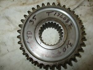 John Deere 420 430 T17608t Used Transmisson Gear 3rd 4th Antique Tractor