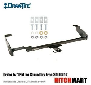 Draw Tite Trailer Hitch For 2000 2007 Ford Focus Wagon 1 1 4 Tow Receiver